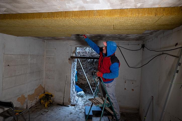 Víte, jaký je postup instalace při zateplení?