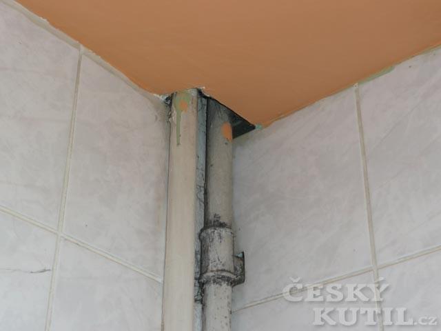 Antikutil a rekonstrukce koupelny