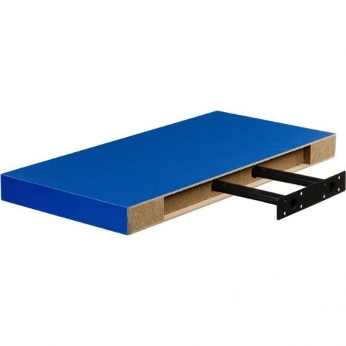 STILISTA VOLATO 31066 Nástěnná police  - modrá 90 cm