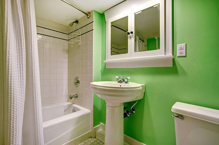 Pojistěte si koupelnu dobrou hydroizolací