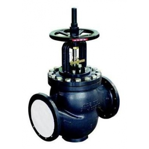 Danfoss MSV-F2 manuální seřizovací a měřicí ventil, DN 200