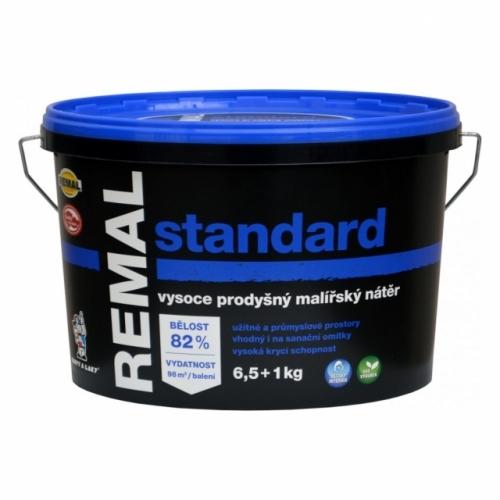 Remal Standard vysoce prodyšná malířská barva 6,5+1 kg