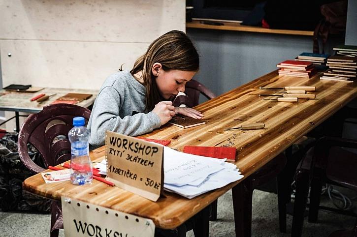 Výstava Tvořivá Olomouc 2018 přiláká k tvoření celé rodiny