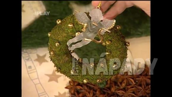 Inspirace na vánoční dekorace