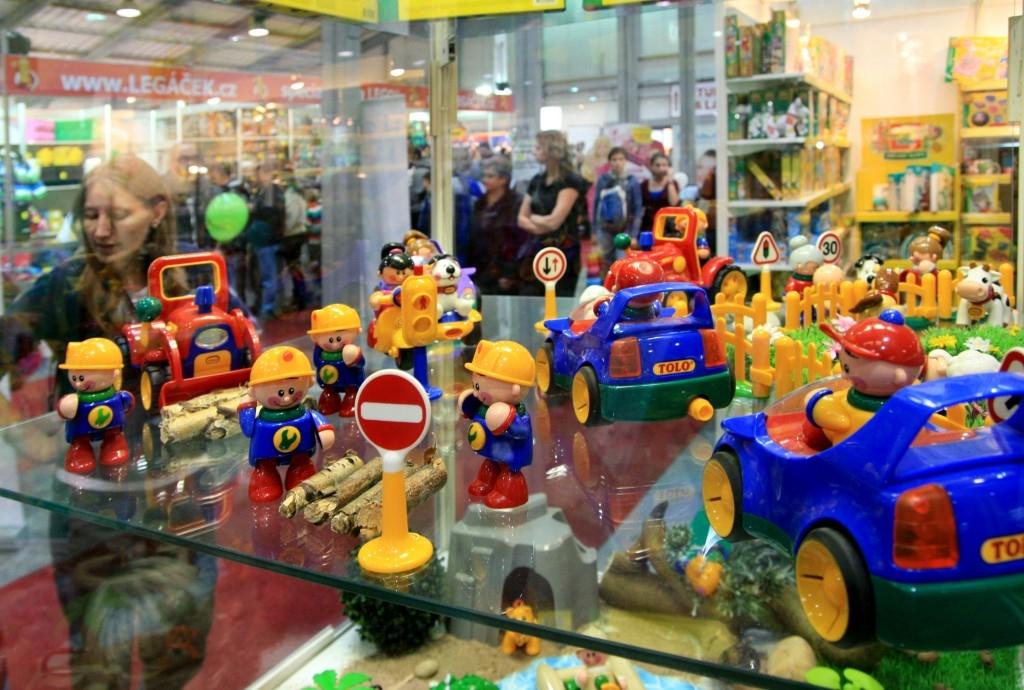 Nenechte si ujít podzimní veletrhy pro děti v PVA EXPO v Praze Letňanech