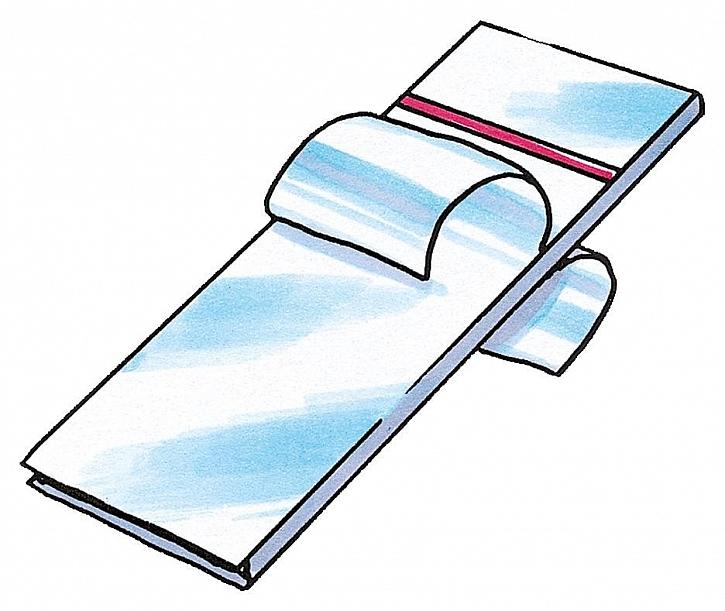 Lepící pásky Tesa Powerstrips drží pevně