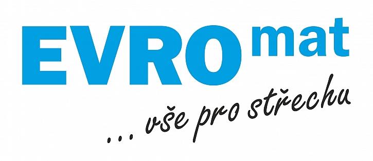 Logo pořadu EVROmat a.s.