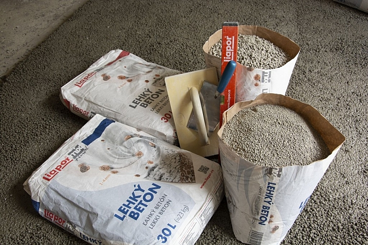 Co je lehký beton a k čemu jej použít?