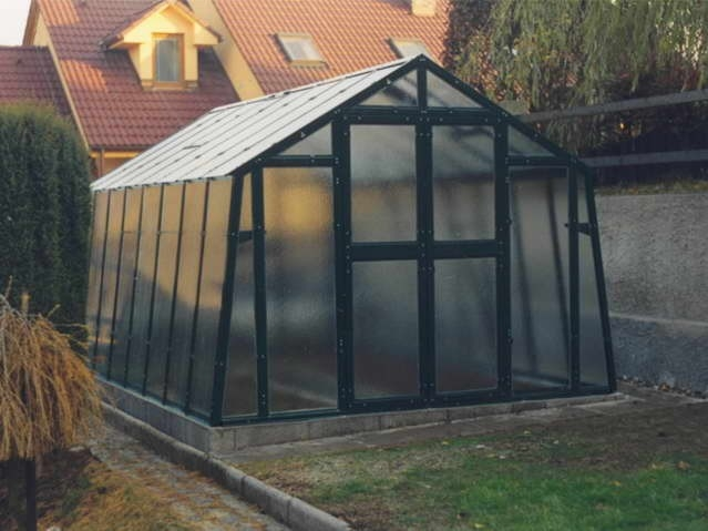 Skleník pro vaši zahradu