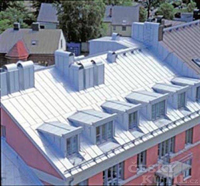 Také střechu je potřeba chránit