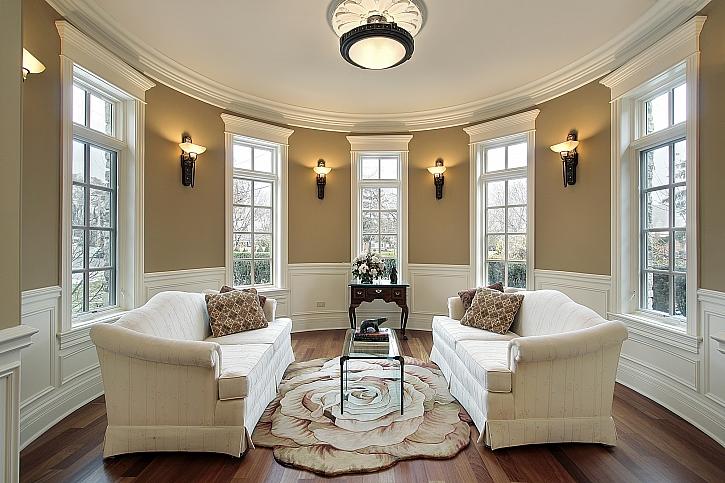 Správné světlo v interiéru působí pozitivně na naše zdraví