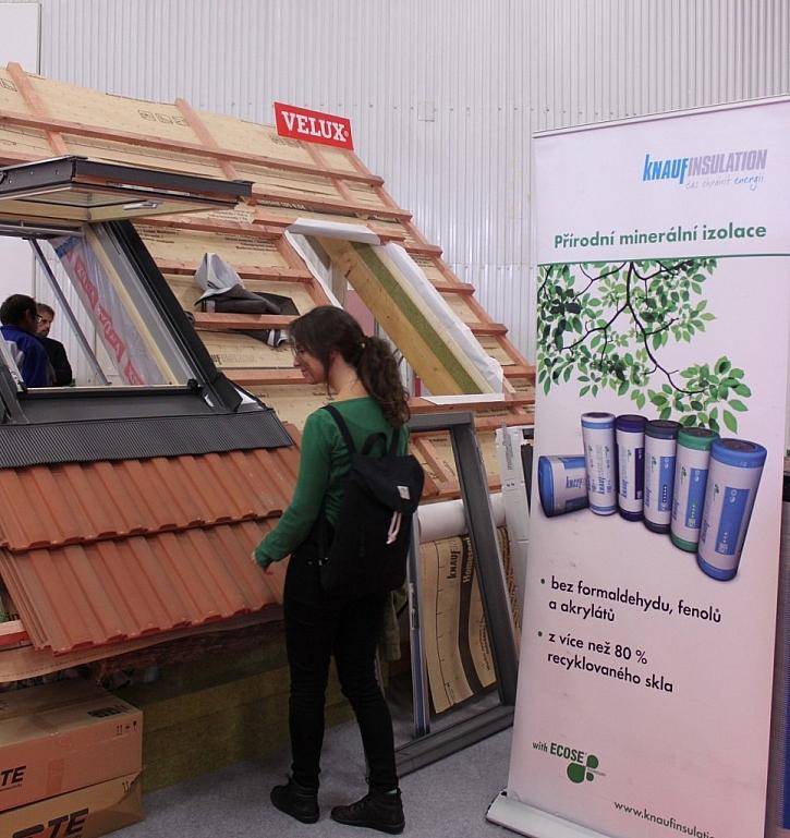 FOR ARCH 2017: komentované ukázky zateplení střechy společnosti Velux