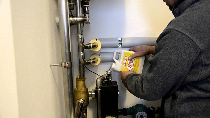 Údržba a čištění topného systému – tipy