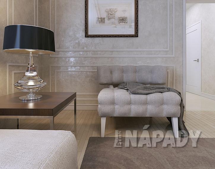 Benátský a marocký štuk vypadají v interiéru velmi luxusně (Zdroj: Depositphotos.com)