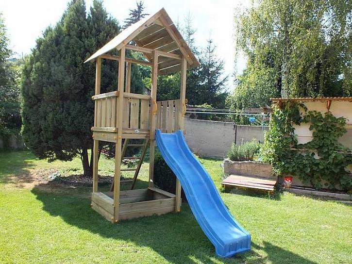 Hračky na zahradu pro děti