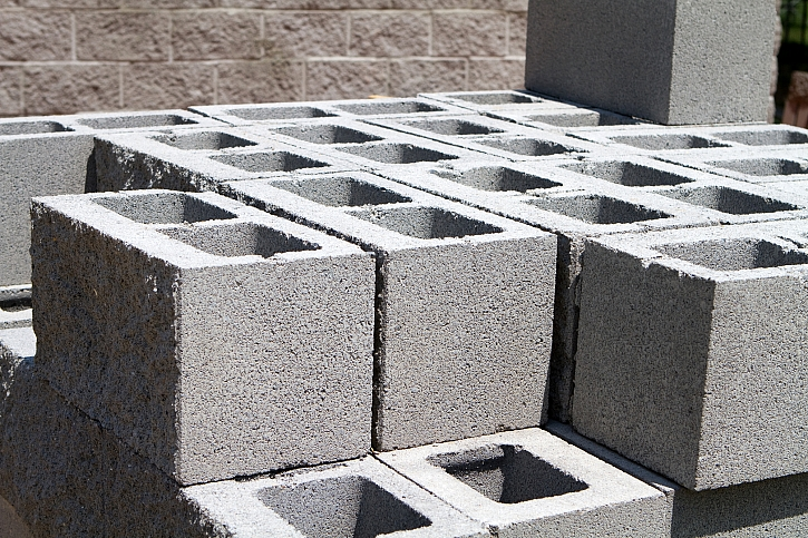 Betonové tvárnice