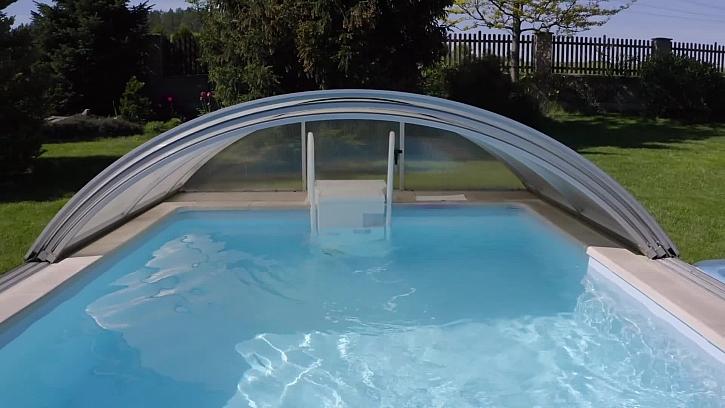 Jak na ohřev vody v bazénu pomocí fotovoltaiky