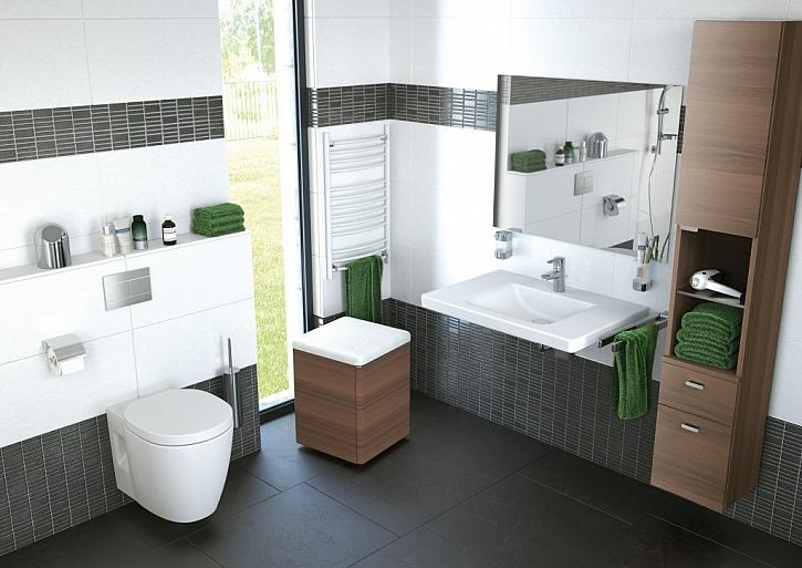 Koupelnová řada Connect Freedom anebo praktické a pohodlné řešení pro všechny