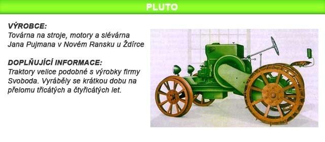 Kdo vyrobil první traktor?