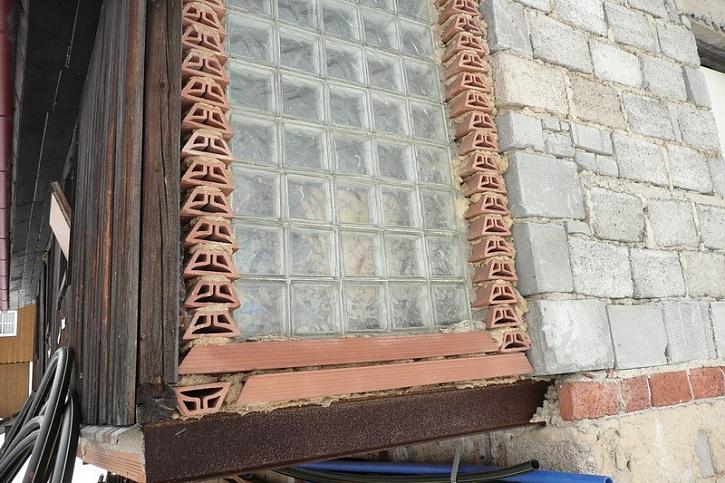 Antikutil - přístavba terasy