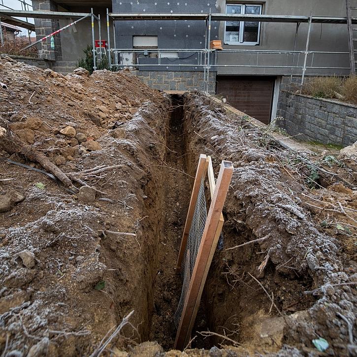 V 11. díle Online stavebního deníku se zaměříme na zabezpečení stavby