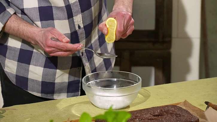 Mačkání citronu