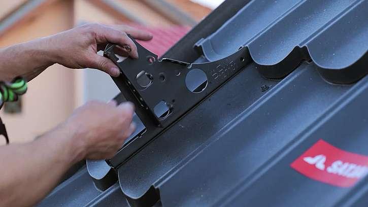 Jaké bezpečnostní prvky použít na střeše