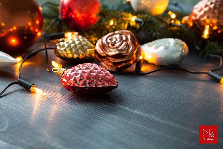 Trendy letošních Vánoc odtajněny: Zapomeňte na stříbrnou! - veletrh FOR DECOR & HOME