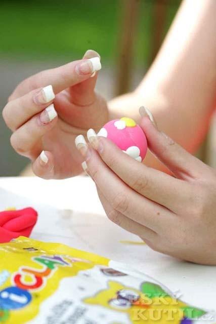 Veselá plastelína I Clay - výroba dětského náhrdelníku