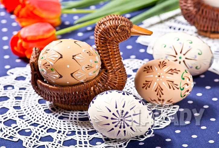 velikonoční tradice a zvyky