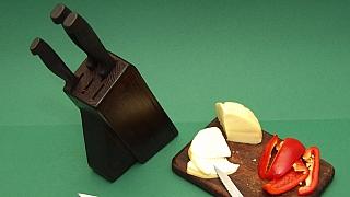 Jak vyrobit dřevěný stojánek na nože