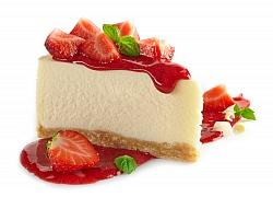 Oslaďte si letní dny nepečeným dortem s jahodami a čokoládovou pěnou