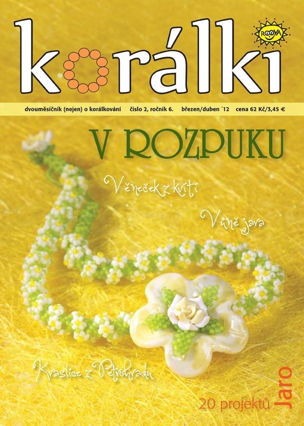 Časopis Korálki 2/2012