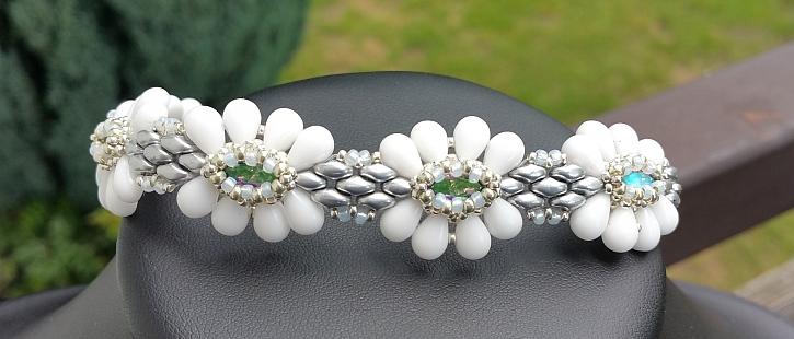 Šperky z vinutých perlí