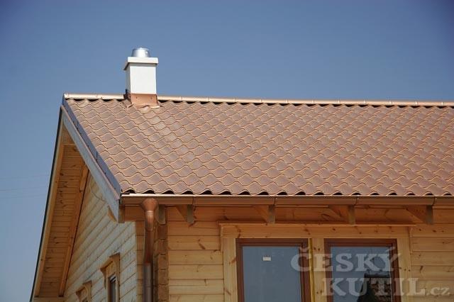 Kontrola střechy po zimě