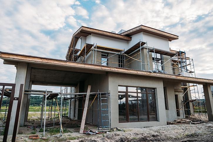 Stavíte dům? A nezapomněli jste na vedení stavebního deníku? (Zdroj: Depositphotos)