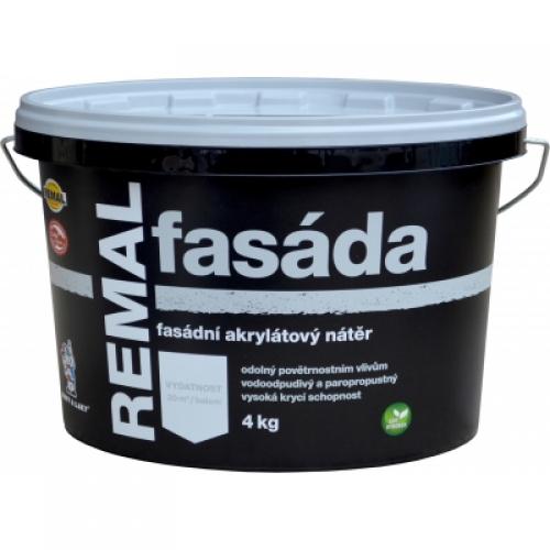 Remal Fasáda fasádní barva 4 kg