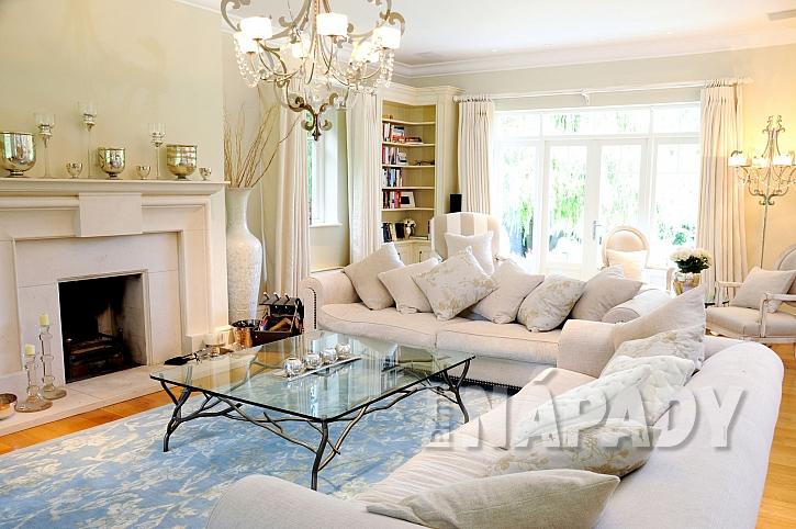 Bytový textil nám zpříjemní bydlení (Zdroj: Depositphotos.com)