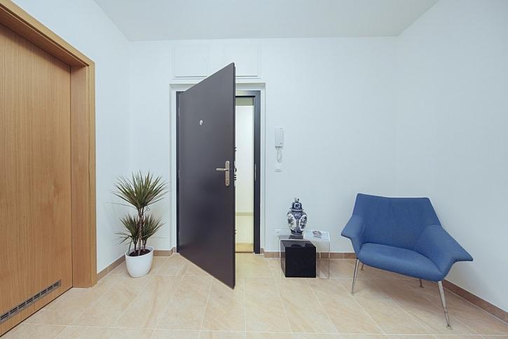 Jak vybrat bezpečnostní dveře?
