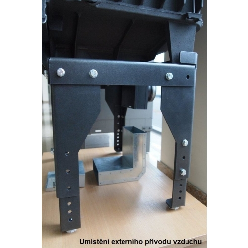 Krbová vložka UNIFLAM 700 PLUS ECO s klapkou 907-697