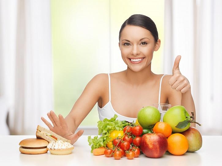 Dopřejte si zdravé obědy a večeře (Zdroj: Depositphotos)