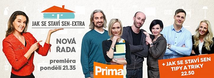 Oblíbený pořad Jak se staví sen se opět vrací na vaše obrazovky (Zdroj: FTV  Prima)