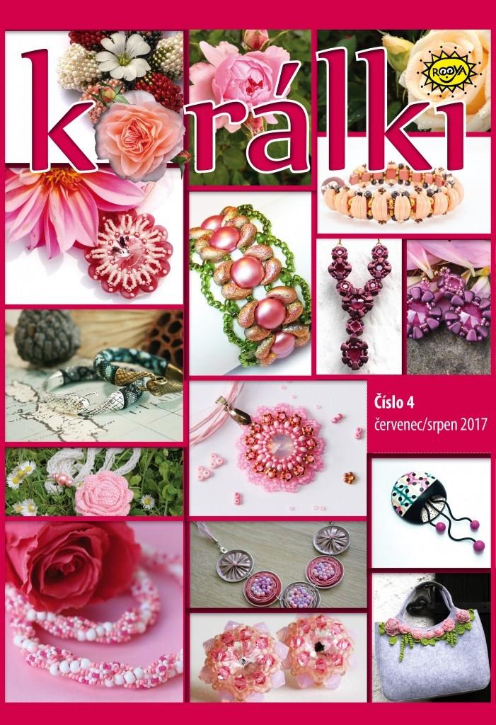 Obsah časopisu Korálki 4/2017 – Růže