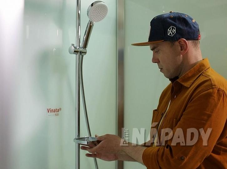 sprchový box příslušenství