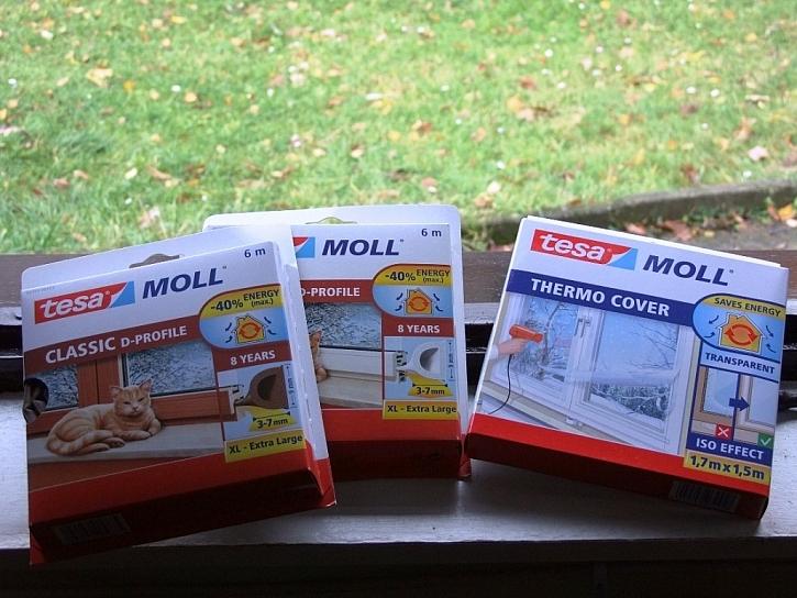 Zateplením oken ušetříte náklady na topení I. - testujeme za vás