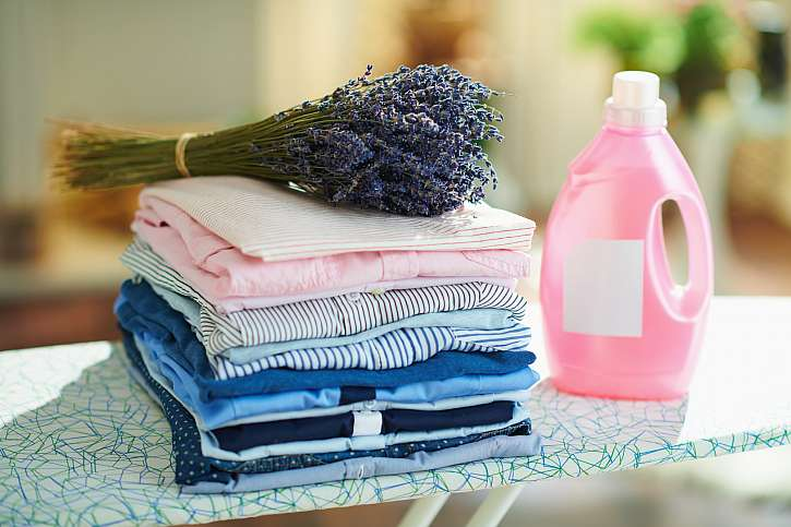 Co dělat, aby vaše prádlo vonělo, jako by schnulo venku? (Zdroj: Depositphotos)