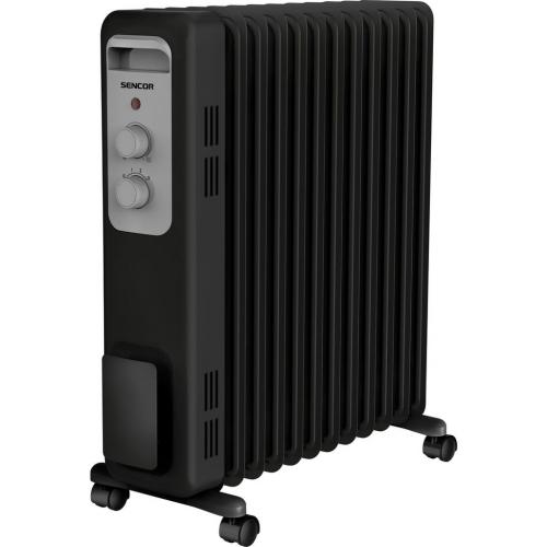 SENCOR SOH 3311BK olejový radiátor černý