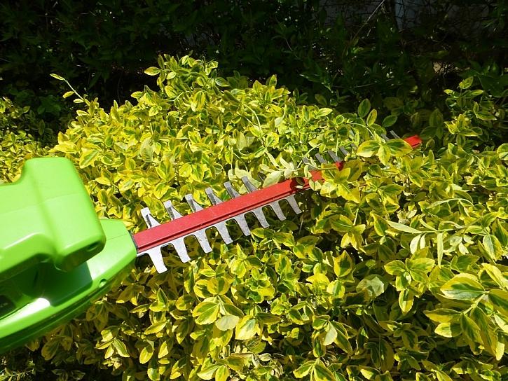 Greenworks plotostřih a pila práci urychlí