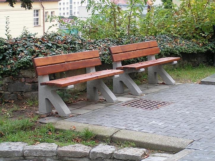 Typy městského mobiliáře