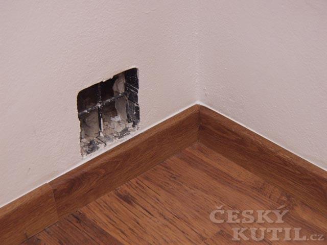 Plovoucí podlaha, 2. díl – Pokládka